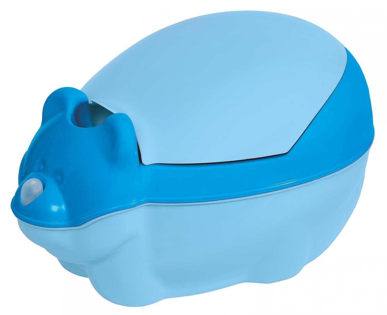 Troninho Musical Tutti Baby Azul