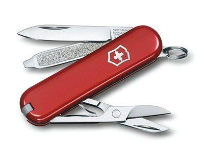 Canivete Classic Vermelho - Victorinox