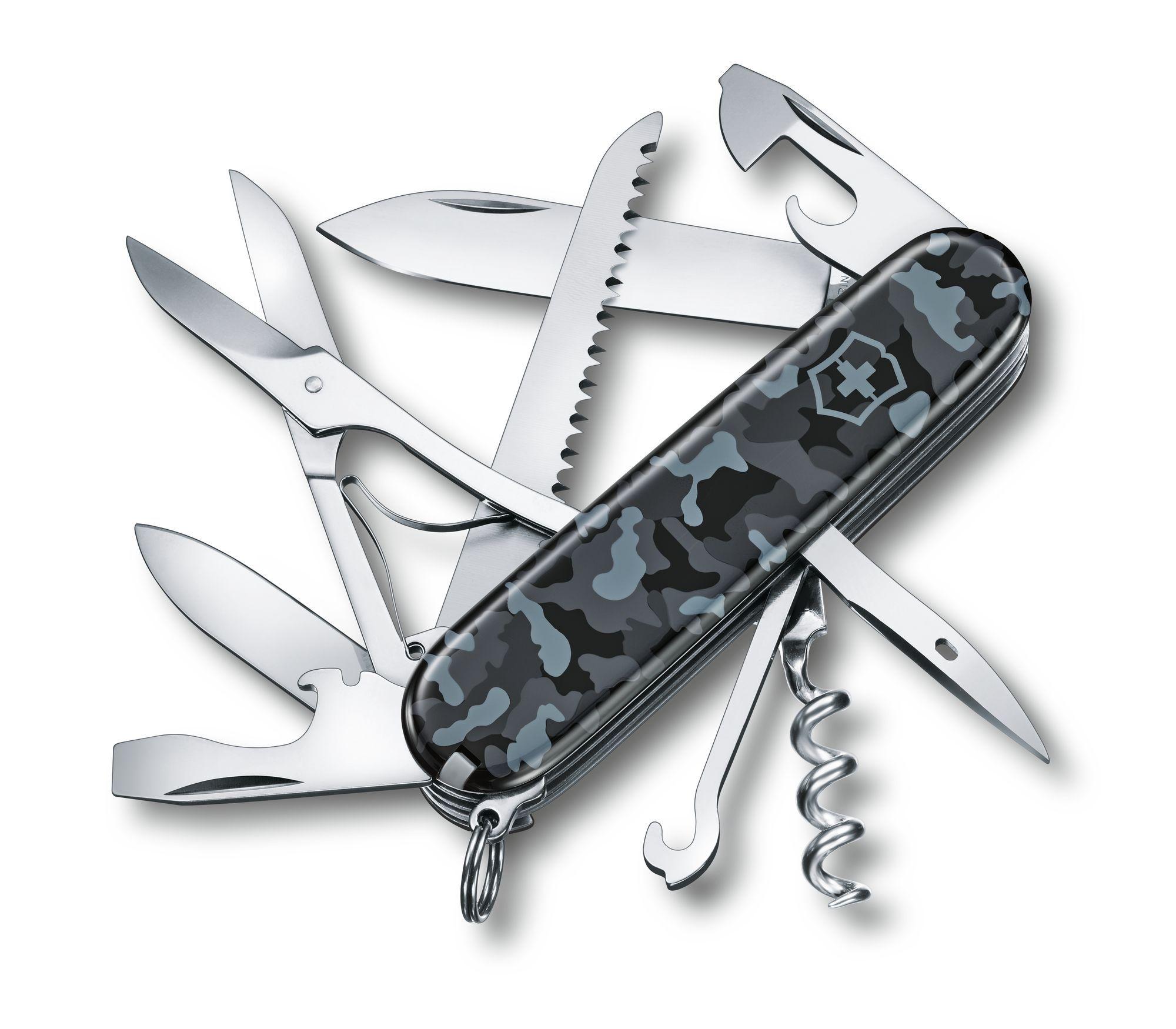 Canivete Huntsman Camuflado - Victorinox