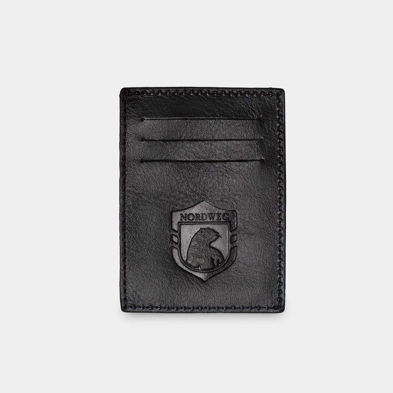 Carteira de Couro Compacta Party Wallet NW009 - Nordweg