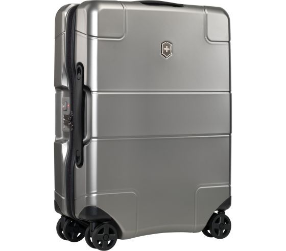 Lexicon Hardside Global Carry-On - Prata - Pequena - Victorinox