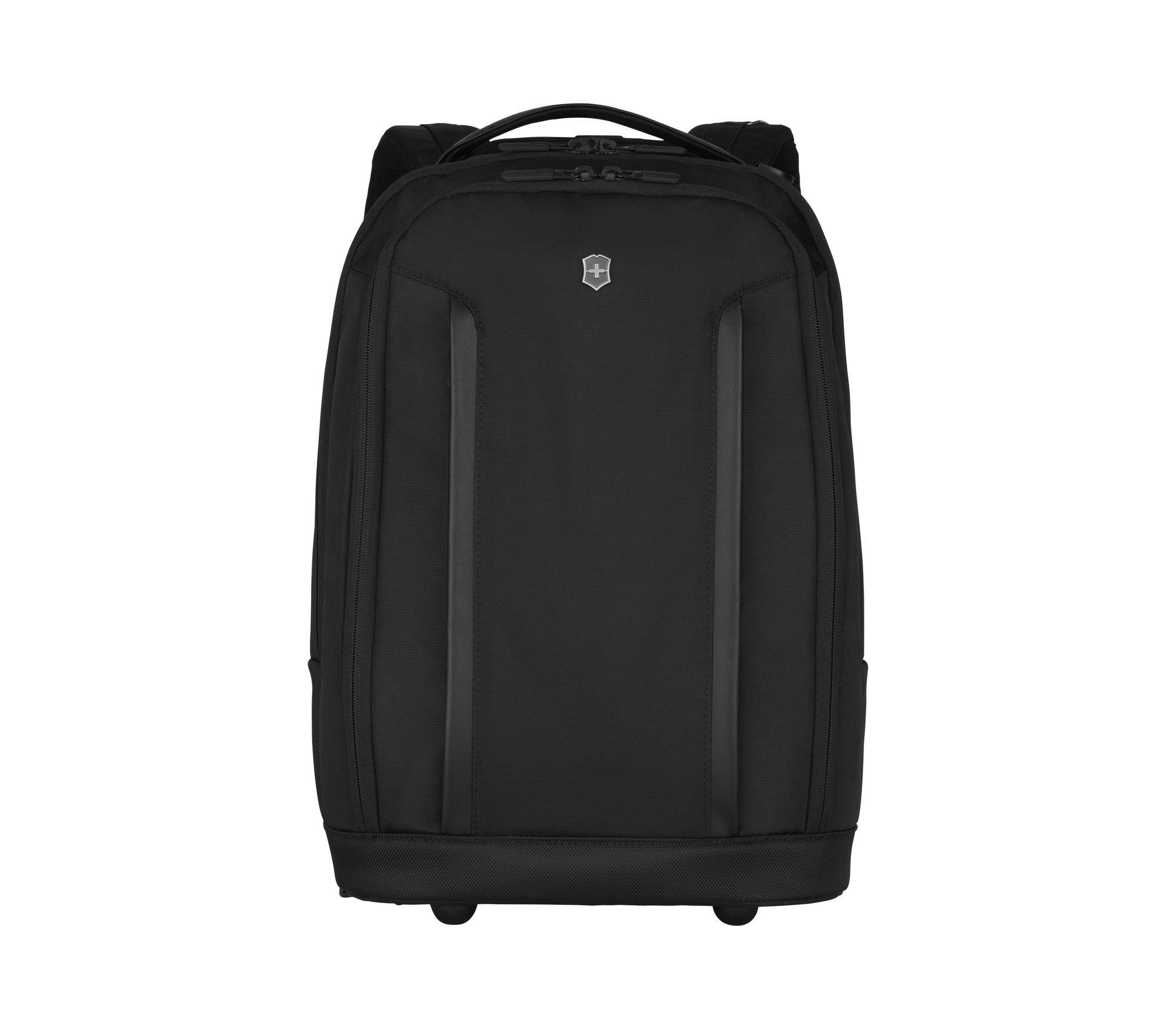 Mochila para laptop com rodas - Preto - Victorinox