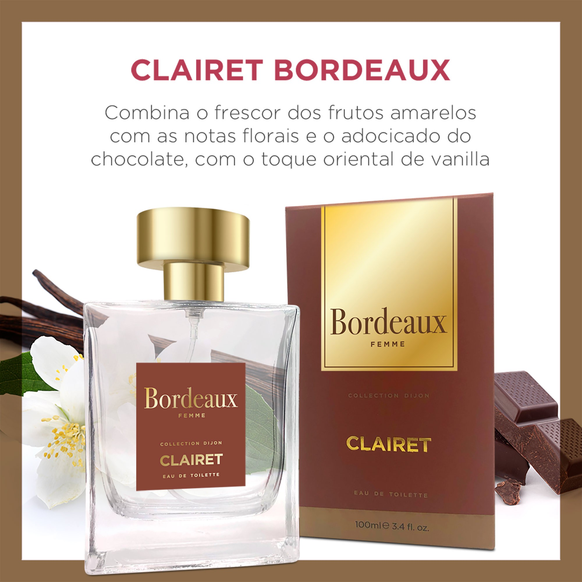 Clairet Bordeaux - Collection Dijon