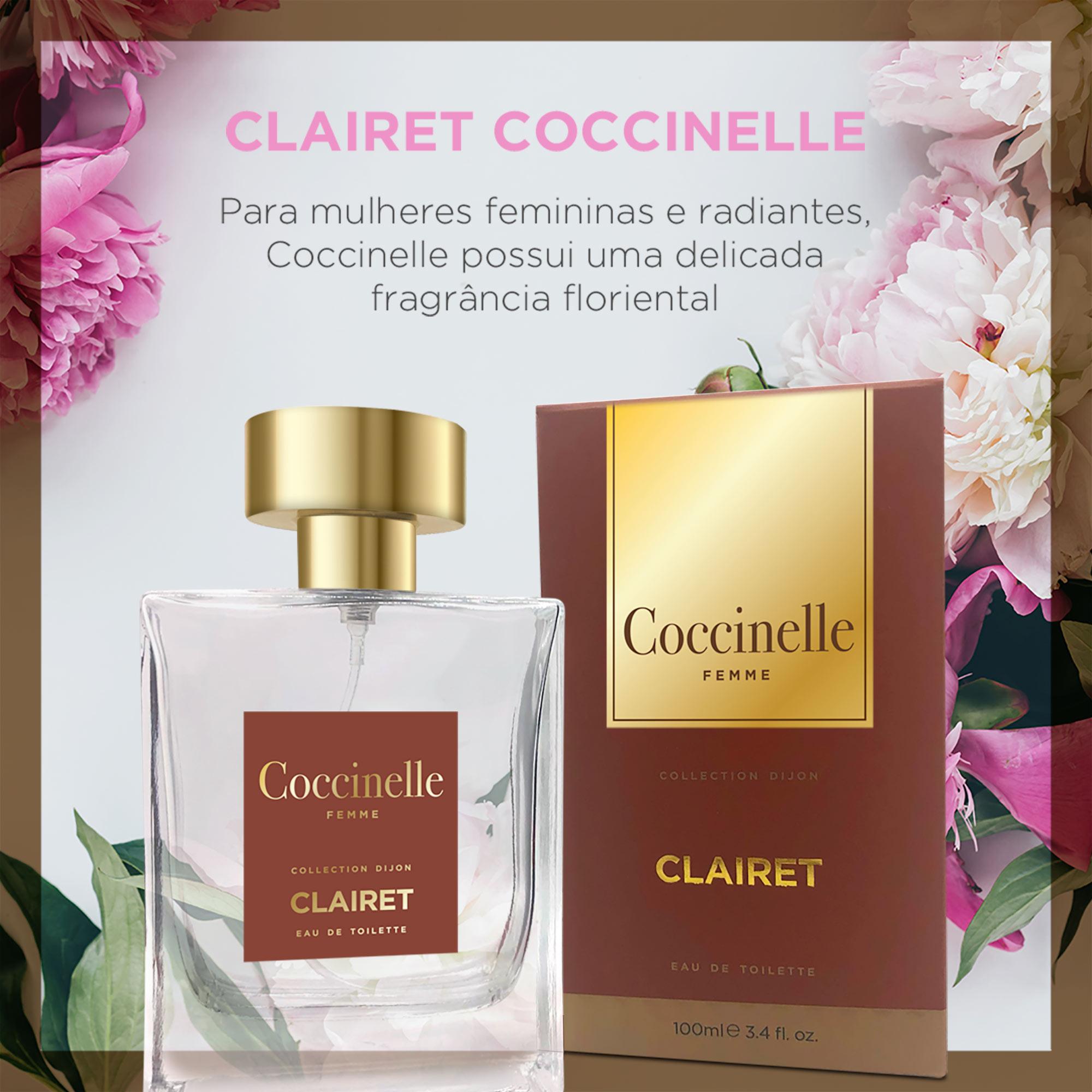 Clairet Coccinelle - Collection Dijon