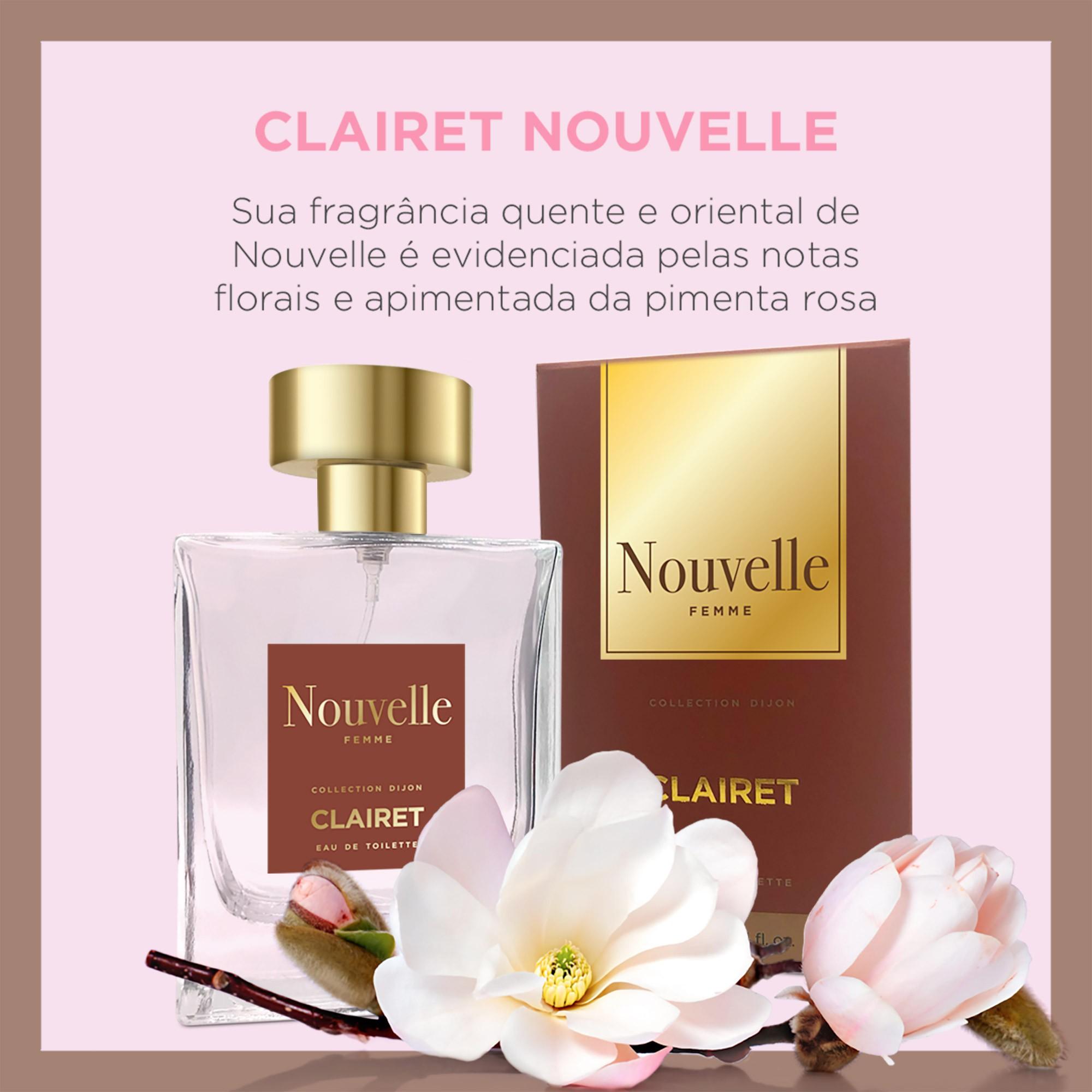 Clairet Nouvelle - Collection Dijon