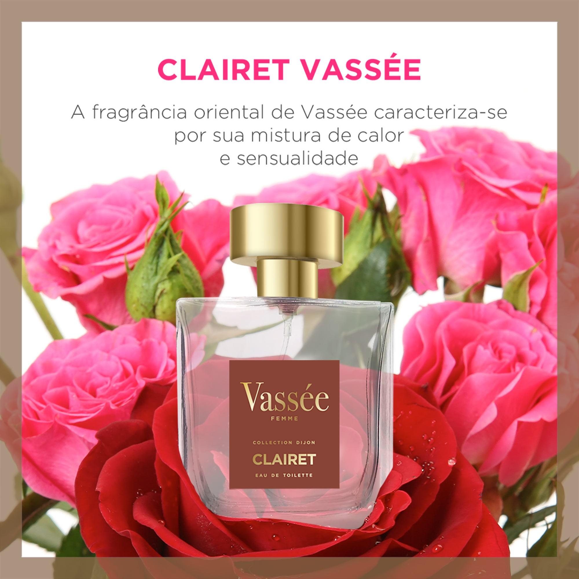 Clairet Vassée - Collection Dijon