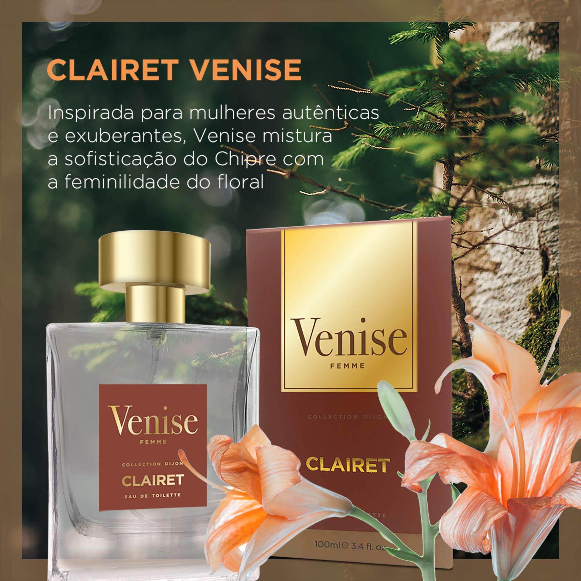 Clairet Venise - Collection Dijon