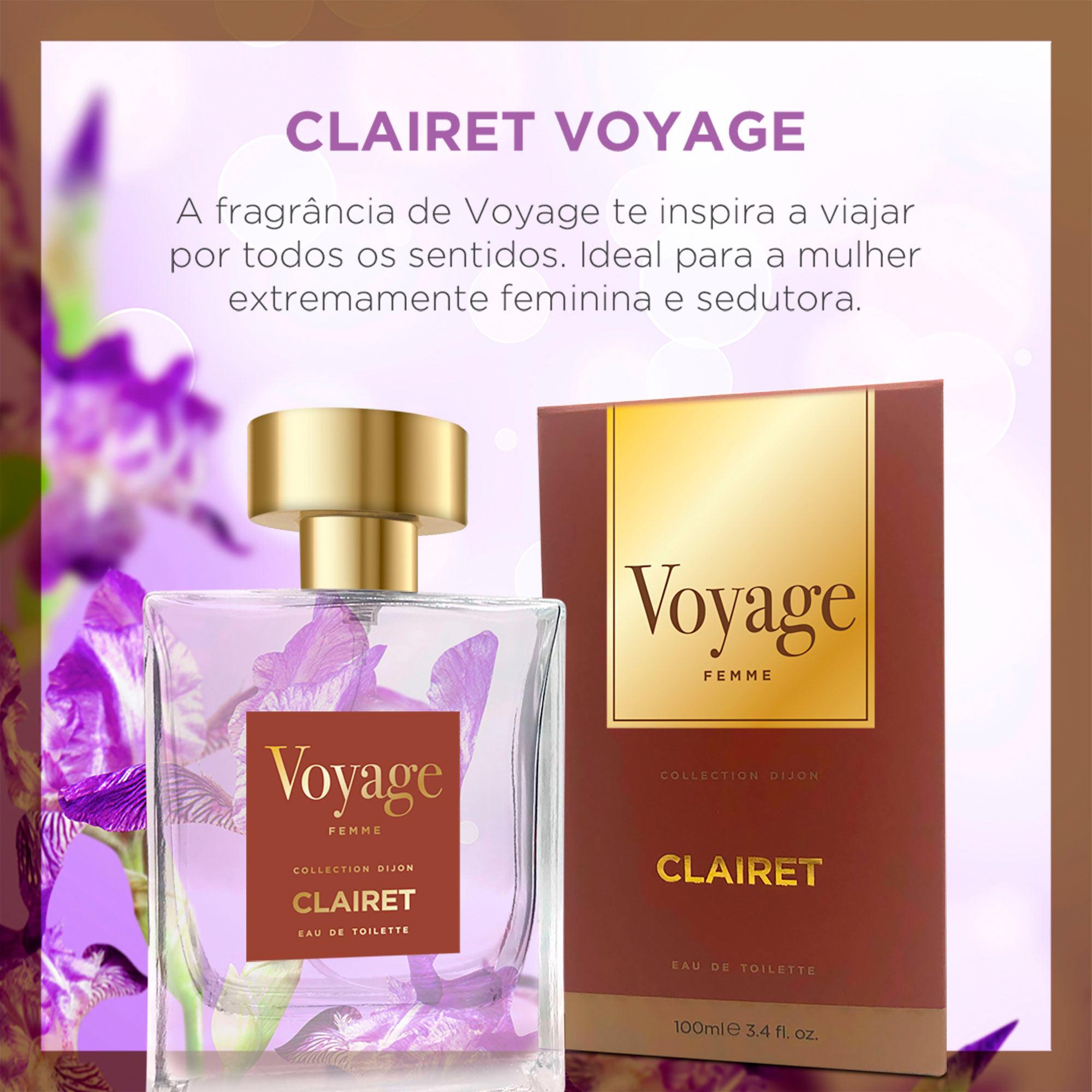 Clairet Voyage - Collection Dijon