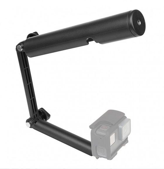 Bastão 3 Way Monopod Grip Shoot Para Câmeras de Ação