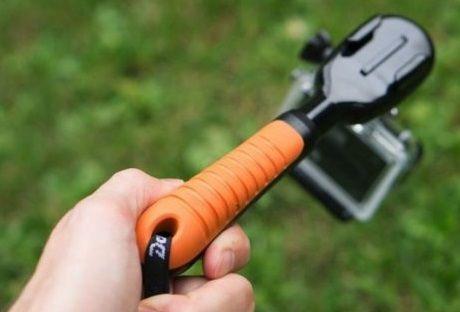 Bastão de Mão Goscope Clutch GoPro Para Câmeras de Ação