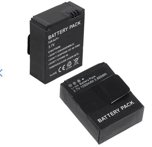 Bateria para Gopro hero 3 3+ Marca Gopower