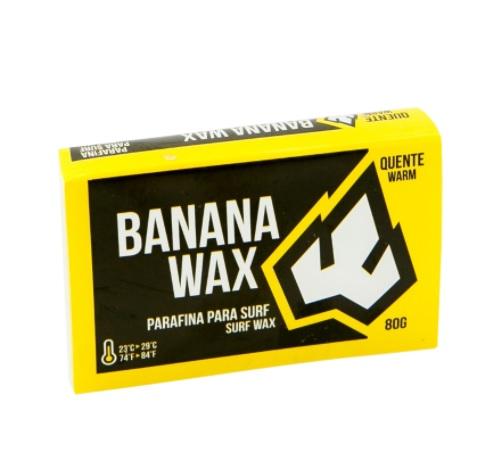 Caixa com 20 un. de Parafina Banana Wax  - Água Quente