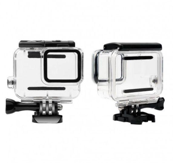 Caixa Estanque GoPro Hero 7 Silver e GoPro Hero 7 White 45m