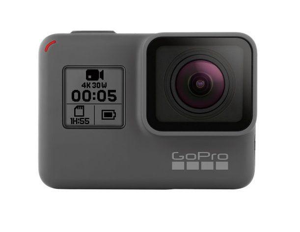 Câmera Digital GoPro Hero 5 Black à Prova D'Água 12.1MP Wi-Fi