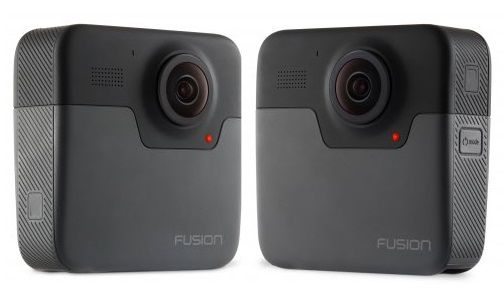 Câmera GoPro Fusion 360 Graus CHDHZ-103