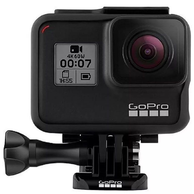 Camera Gopro Hero 7 Black Chdhx-701 Especial Bundle
