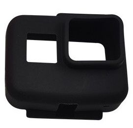 Capa Case Protetora Silicone Câmeras GoPro Hero 5 Black e Hero 6 Black