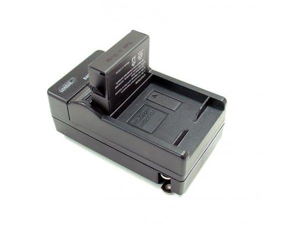 Carregador de Bateria Para Câmera GoPro Hero 4 Tomada/Carro AHDBT-401