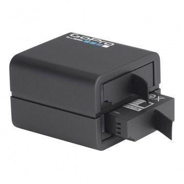 Carregador Duplo Para Bateria da Câmera GoPro Hero 4 + Bateria Recarregável AHBBP-401