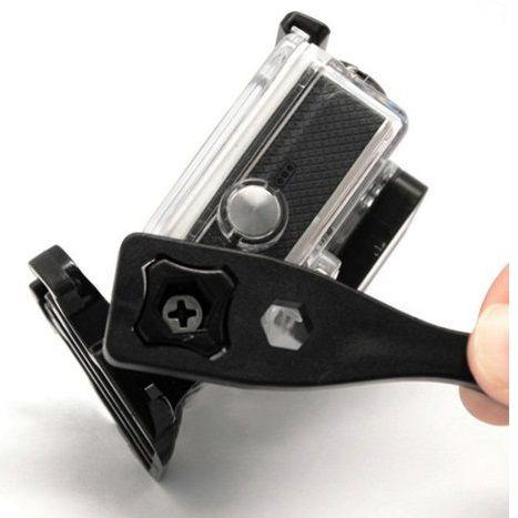 Chave de Aperto para Parafuso das Câmeras de Ação GoPro Hero SJCam