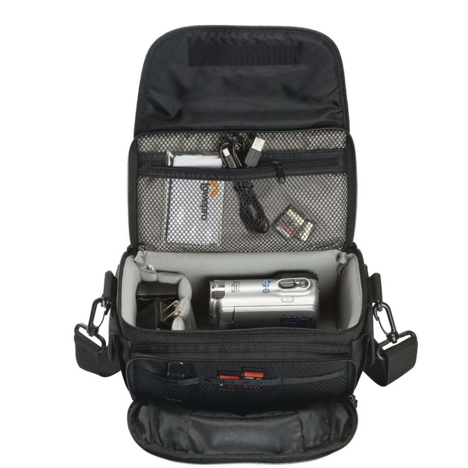 Estojo/Case para GoPro e Câmeras Filmadoras Digitais Lowepro Edit 140