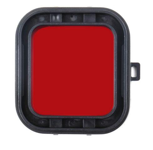 Filtro Mergulho Red Filter Vermelho Para Câmera GoPro Hero 3+ e Hero 4
