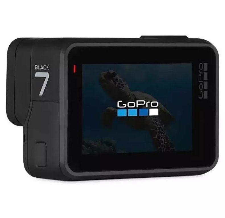 Kit Gopro hero 7 Black  com acessórios