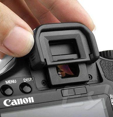Protetor Ocular Eyecup Canon Rebel T2i T3i T4i T5i T6i T3 T5