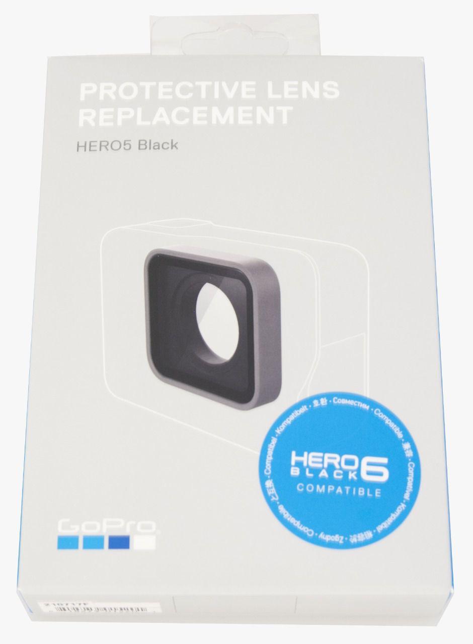 Reposição De Lente Protetora Hero 5 6 7 Black Original Gopro