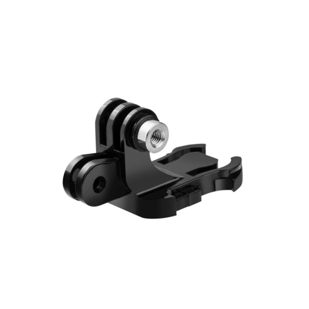 Suporte Adaptador J-Hook Duplo para GoPro e Câmeras Similares
