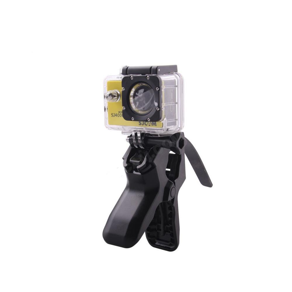 Suporte de Garra Jaws para GoPro e Câmeras Similares