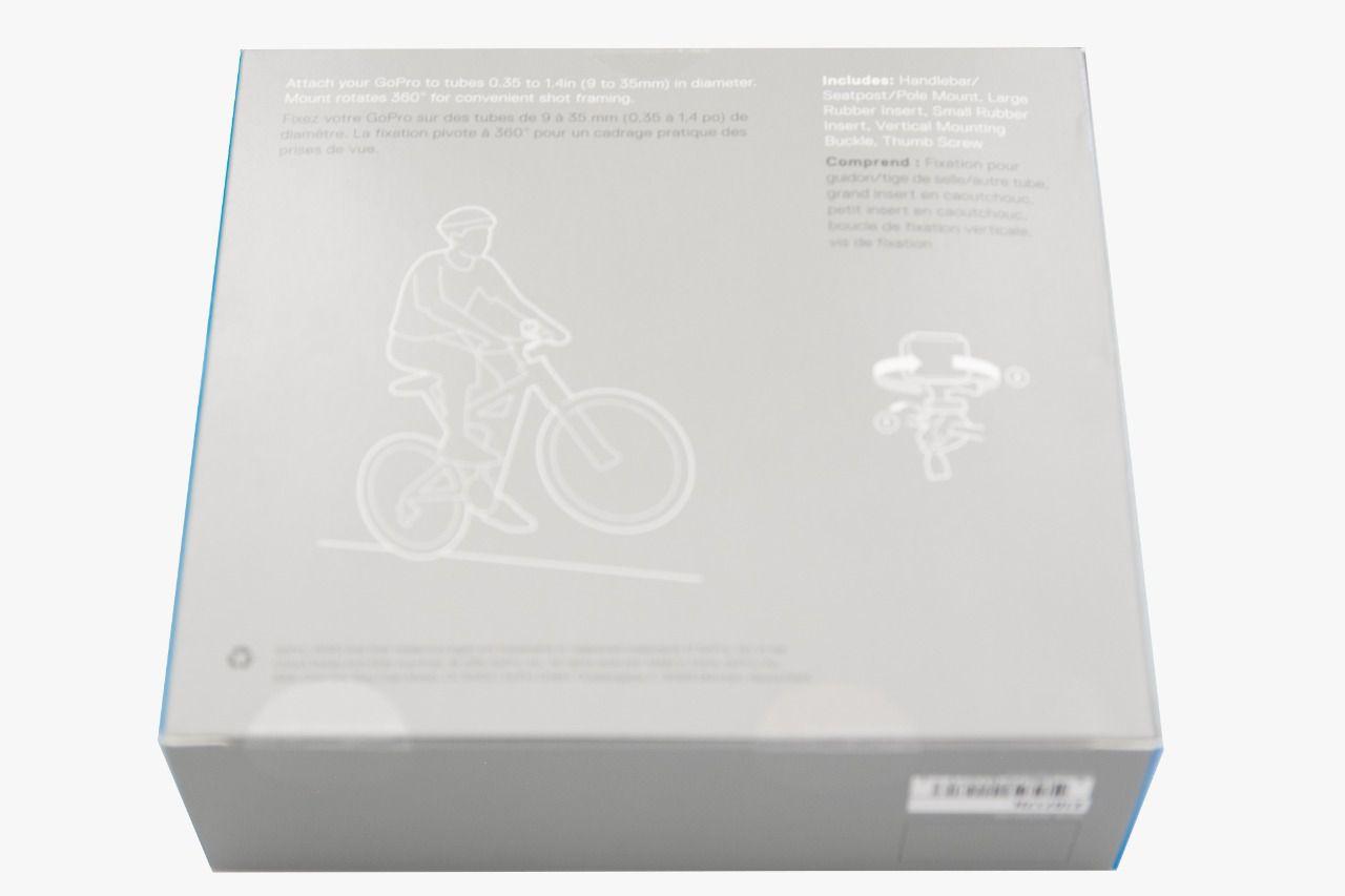 Suporte Guidão Bike Gopro 360° Handlebar Seatpost Agtsm-001