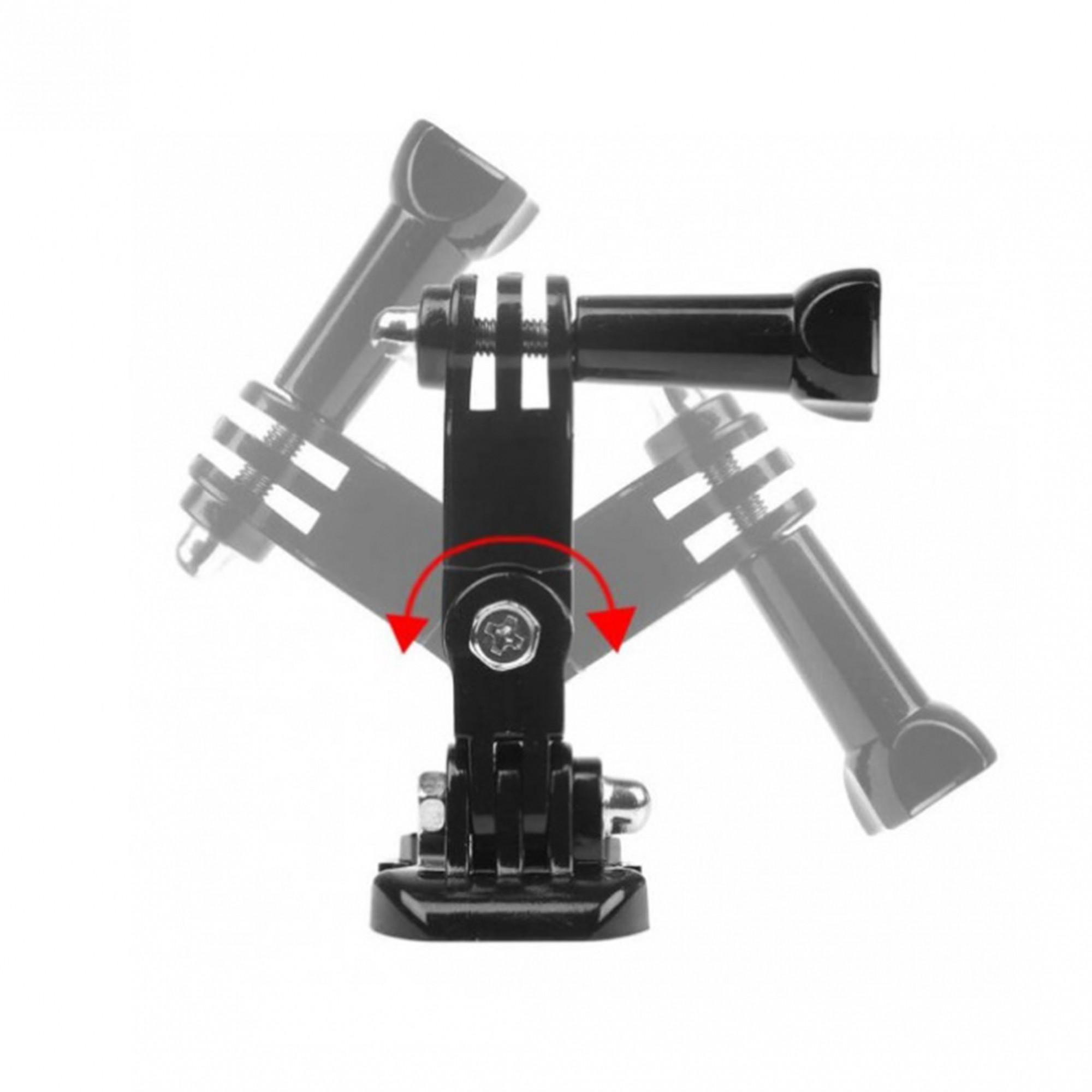 Suporte Montagem Vertical com Engate Rápido para GoPro e Câmeras Similares