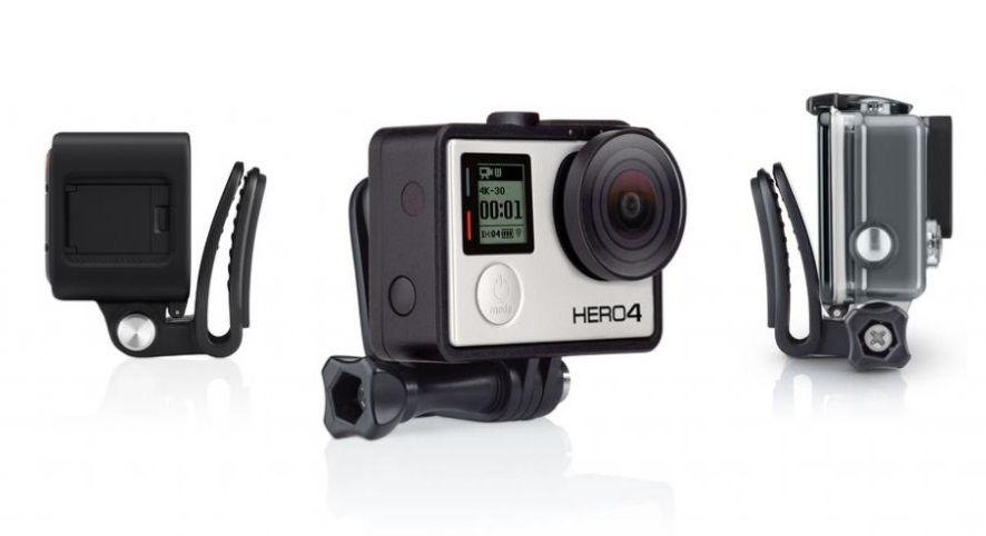 Suporte para cabeça (Head Strap) + QuickClip GoPro Hero ACHOM-001