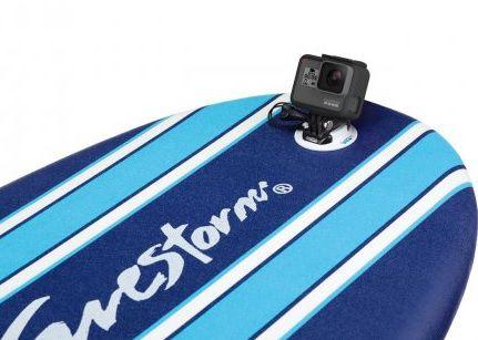 Suporte Para Prancha de Surf Stand Up Surfboard Mounts GoPro ASURF-001