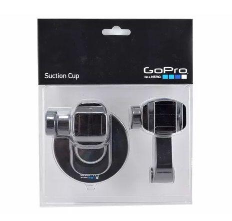 Suporte Ventosa de Sucção GoPro Suction Cup AUCMT-302
