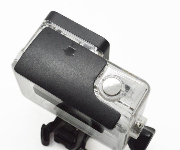 Trava em ABS para Caixa Estanque das Câmeras GoPro Hero 3+ e Hero 4