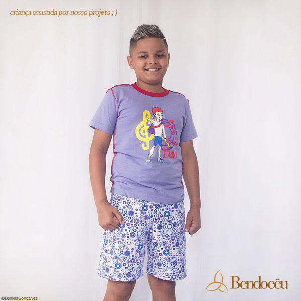 Pijama Davi - Modelo EJ