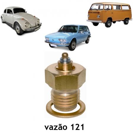 Agulha Boia Carburador Solex 32 PDSI Duplo Kombi Fusca Brasilia Variant 1600 1975 até 1986