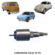 Agulha Interruptor Marcha Lenta Carburador Solex 30 PIC Simples Fusca Brasilia Kombi 1300 1500 1600