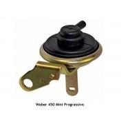Cápsula Desafogador Carburador Weber Mini Progressivo Passat Parati Voyage Gol Saveiro 1.6