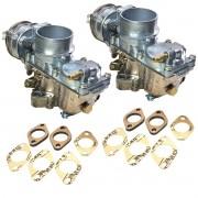 Carburador Duplo Kombi Brasilia Fusca 1600 Álcool Solex 32/34 PDSI - Recondicionado