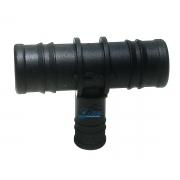 Tubo Conexão Fluxo Água S10 Blazer 4c 2.4 2.8 20x13 mm