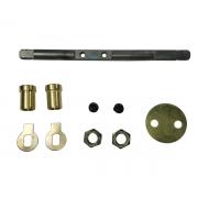 Kit Embuchamento e Borboleta Carburador GOL PARAT SAVEIRO 1,6 APOS88 ACCOOL CARB TLDZ