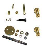 Kit Embuchamento e Reparo Carburador Weber DFV 228 Opala 4cc 6cc