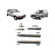 Kit Gicle Carburador 30/34 BLFA Escort Corcel Benina Del Rey Verona 1.6 CHT 1983 até 1991Álcool