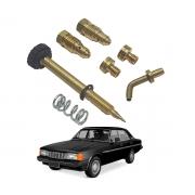Kit Gicle Carburador Opala Caravan 4cc Álcool Solex 34 SEIE