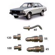 Kit Gicle Carburador Solex 34 SEIE Corcel II, Belina, Del Rey 1978 até 1983