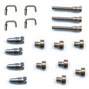 Kit Gicles Carburador Solex 30 PIC Fusca Kombi Braslia