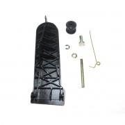 Kit Pedal Acelerador 1300 1500 fusca Todos Pedal de Plástico